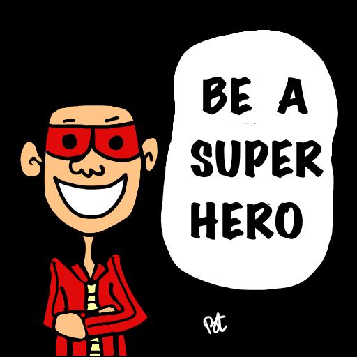 BE_A_SUPER_HERO